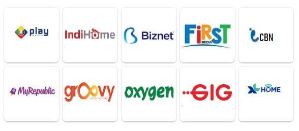 10 Daftar Provider Internet Rumah terbaik