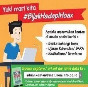 Google search anti HOAX