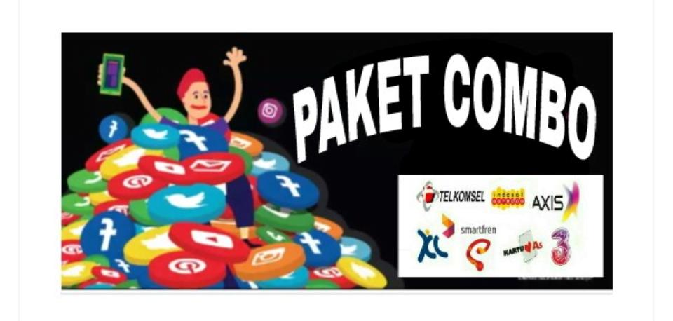 Kumpulan Paket COMBO semua kartu prabayar2018