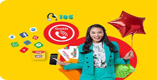 Cara Unreg paket Indosat Ooredoo IM3 Prime