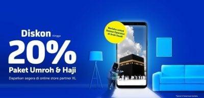 Kumpulan Paket Internet untuk Umroh Haji di sim card semua Operator