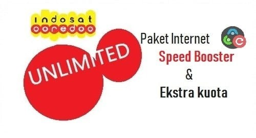 Paket Internet Speed Booster Indosat