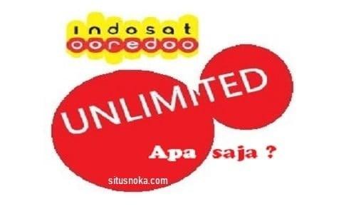 Indosat Ooredoo Unlimited