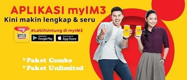 MyIM3 Indosat Ooredoo Check