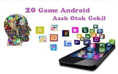 20 Game Android Asah Otak Gokil
