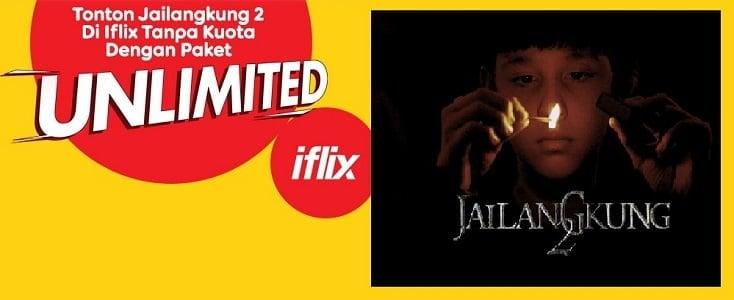 Iflix Indosat Unlimited