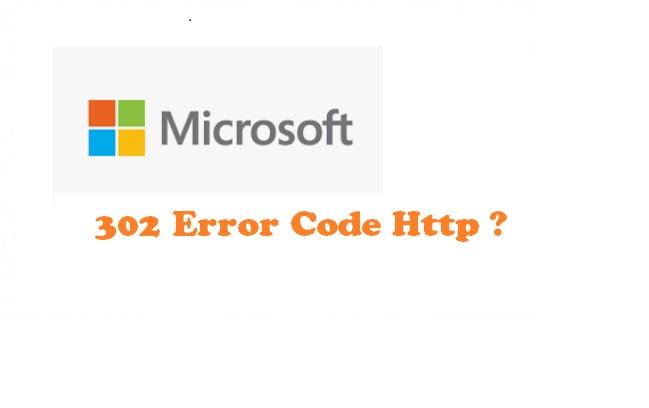 302 Error Code Http