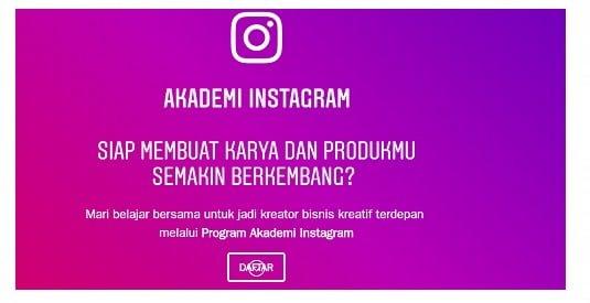 akademi instagram