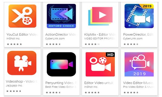 10 Aplikasi Edit Video Android Offline 1 Situsnoka