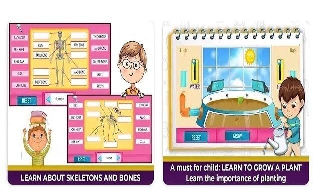 Aplikasi Edukasi Anak terbaik 2021