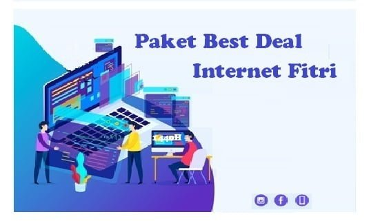 Paket Best Deal Internet Fitri
