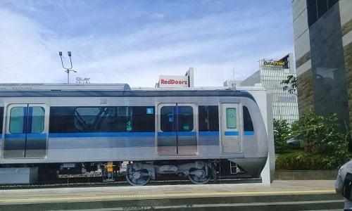 Rute MRT Jakarta Favorit-  ku