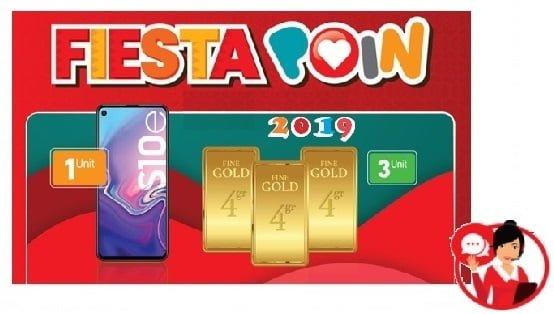 Fiesta Poin Telkomsel 2019