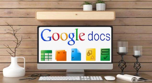 Mengenal Google Docs offline extension