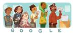 Pemilu 2019 muncul di Google Doodle