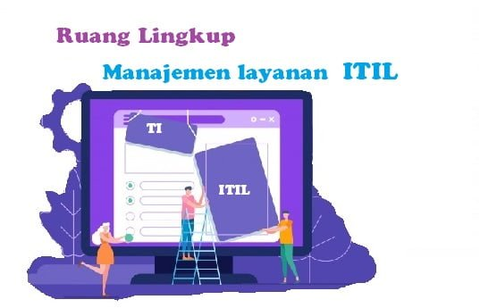 Ruang lingkup Manajemen layanan  ITIL