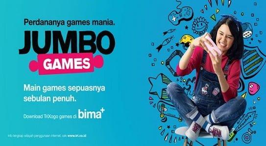 Perdana Jumbo Games Tri