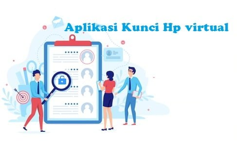 10 Aplikasi Kunci Hp virtual