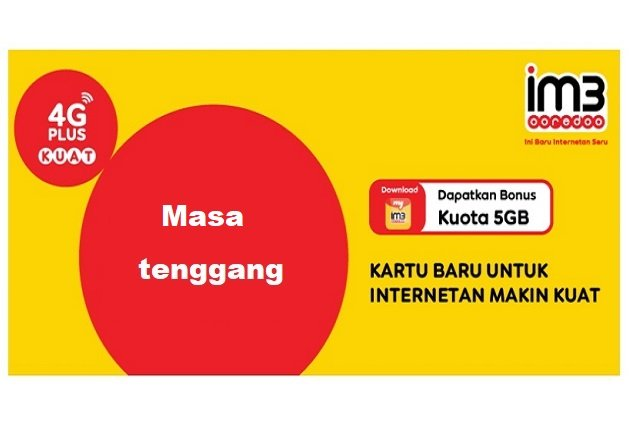 Cara mengaktifkan kartu Indosat dalam masa tenggang