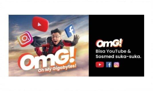 Paket OMG Telkomsel untuk apa