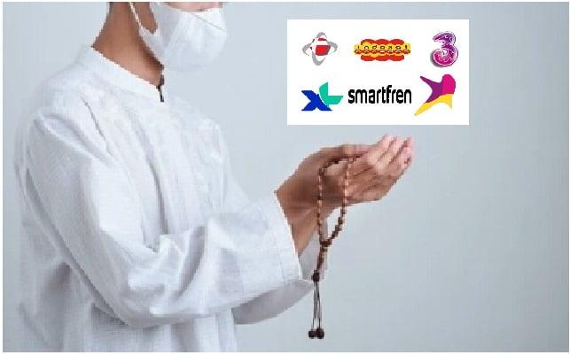 Kuota murah semua operator sambut Ramadhan Idul Fitri 2021