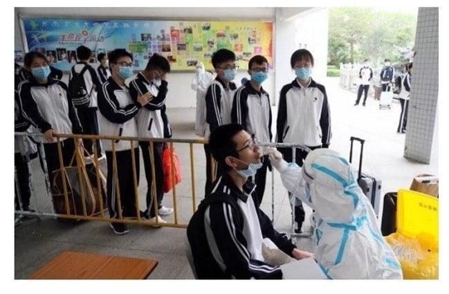Sekolah era New Normal efektif SMA SMP