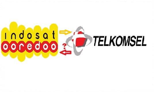 Cara mentransfer pulsa kartu Indosat ke Telkomsel