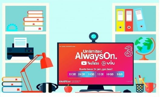 Review AlwaysON TRI Unlimited Youtube