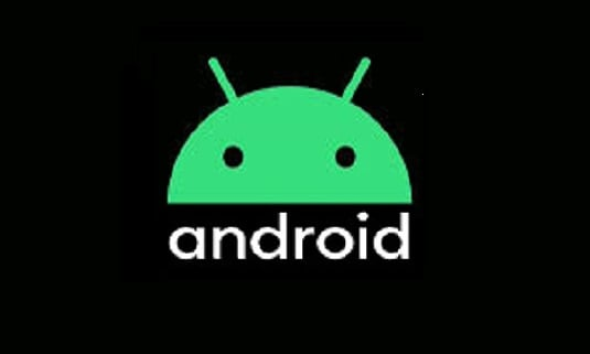 Review Logo Android 10  version