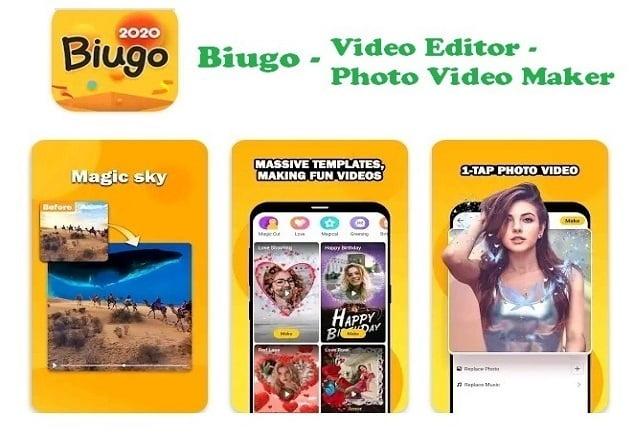 Biugo percantik status Whatsapp
