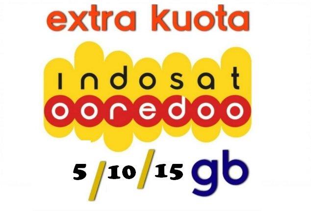 Extra Kuota Indosat murah 2021