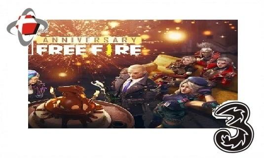 Cara Top Up Free Fire Pulsa