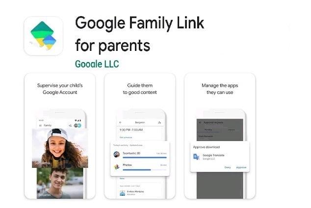 Aplikasi Google Family Link Indonesia