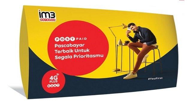Kartu pascabayar Indosat tidak bisa digunakan , solusinya