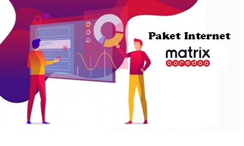 Paket Internet Matrix Ooredoo