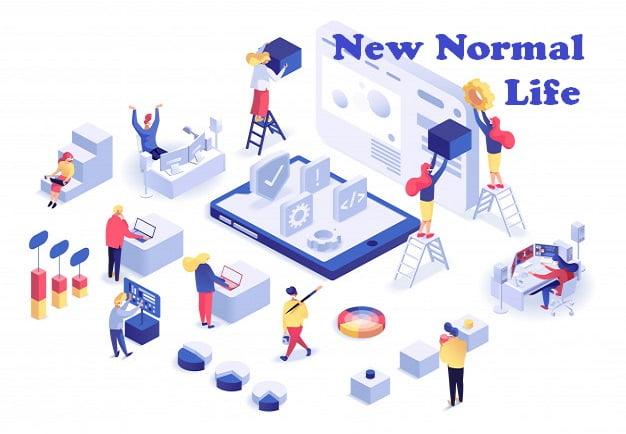 New Normal life, skenario 5 sektor beroperasi awal pasca pandemi