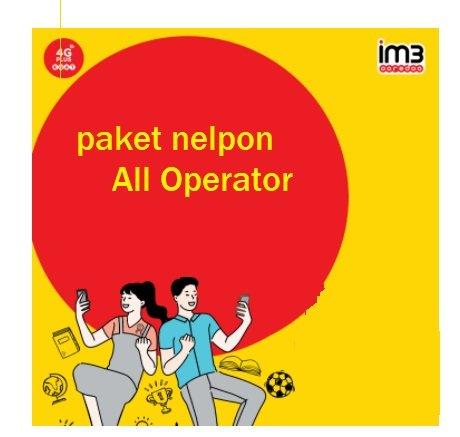 Cara paket nelpon Indosat ke Semua Operator