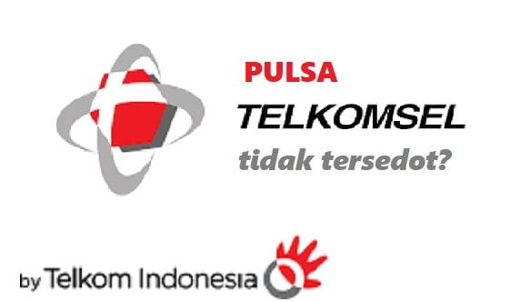 Cara agar pulsa Telkomsel  tidak tersedot saat kuota habis