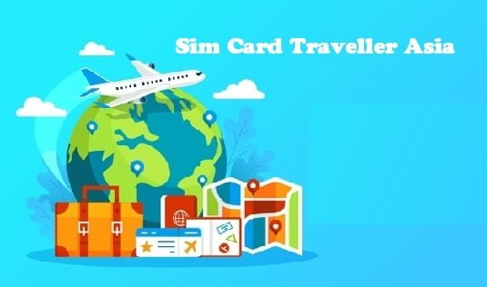 Sim Card Asia Travel