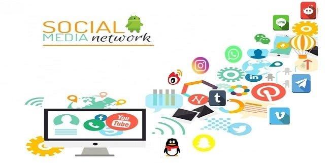 10 Aplikasi Sosial Media yang lagi Trend
