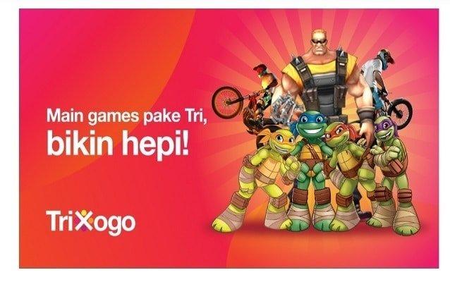 TRIXOGO Google PLay Game