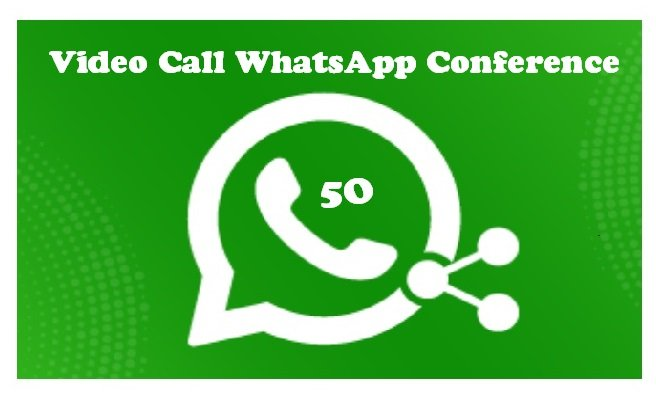 Video Call WhatsApp Conference bisa 50 orang