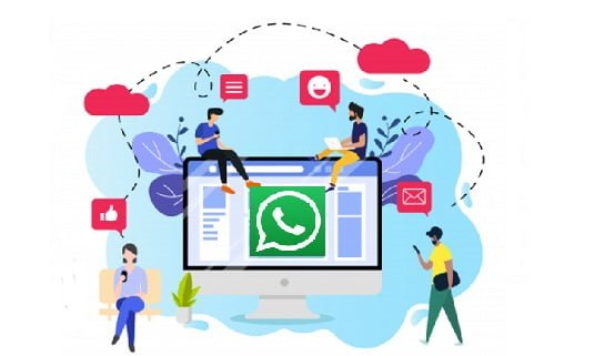 Cara BackUp WhatsApp