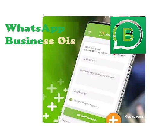 WhatsApp Business Android Ois
